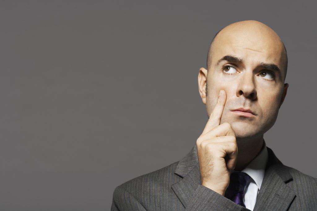禿げている人は外国人女性からモテない?ハゲに関する外国人女性の意識とマインドセット